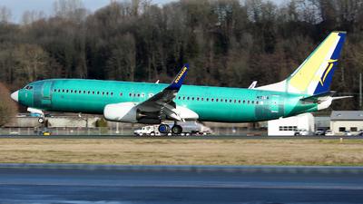 N1795B - Boeing 737-8AS - Boeing Company