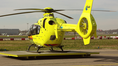 PH-HVB - Eurocopter EC 135T2+ - ANWB Medical Air Assistance