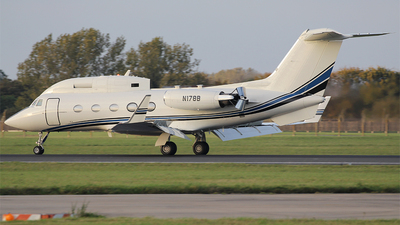 N178B - Gulfstream G-IIB - Private