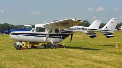 RA-2868G - Cessna 337 Super Skymaster - Private