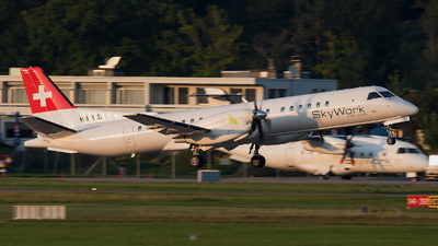 HB-IZD - Saab 2000 - Sky Work Airlines