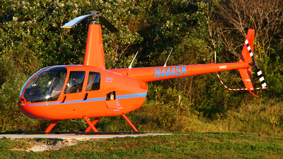 N444SK - Robinson R44 Raven II - Private