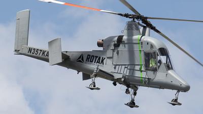 N357KA - Kaman K-1200 K-Max - ROTAK Helicopter Services