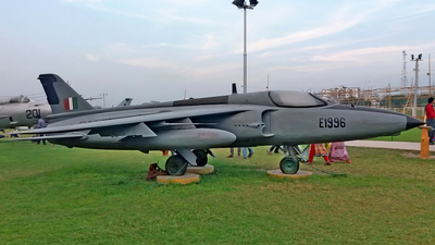 E1996 - Hindustan Aeronautics Ajeet Mk.1 - India - Air Force