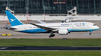 B-2769 - Boeing 787-8 Dreamliner - Xiamen Airlines