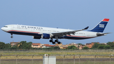 N271AY - Airbus A330-323 - US Airways