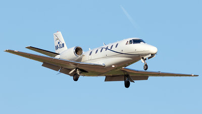 OO-SLM - Cessna 560XL Citation XLS - Luxaviation