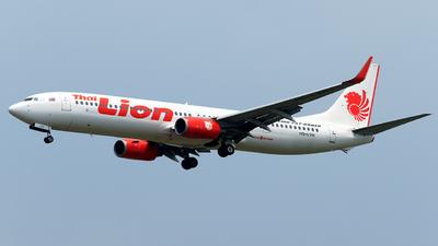 HS-LVH - Boeing 737-9GPER - Thai Lion Air