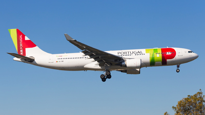 CS-TOP - Airbus A330-202 - TAP Portugal