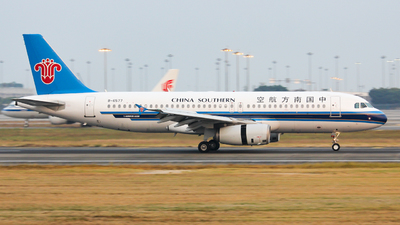 B-6577 - Airbus A320-232 - China Southern Airlines