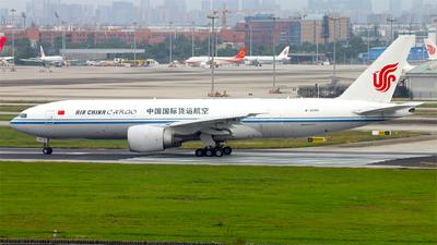 B-2094 - Boeing 777-FFT - Air China Cargo