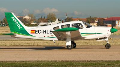 EC-HLE - Piper PA-28R-200 Cherokee Arrow II - Aerotec