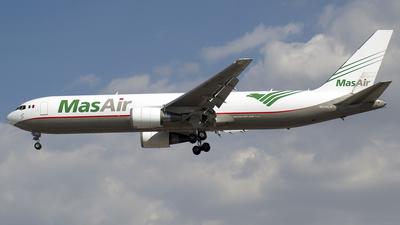 N314LA - Boeing 767-316F(ER) - Mas Air