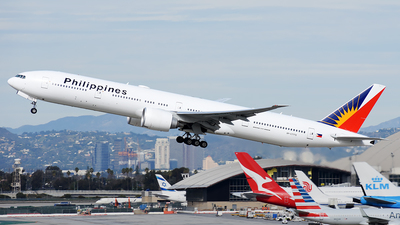 RP-C7772 - Boeing 777-3F6ER - Philippine Airlines