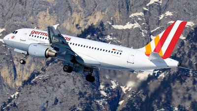 D-AKNI - Airbus A319-112 - Germanwings