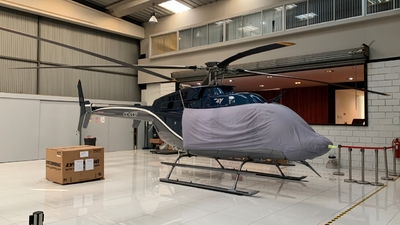 CC-CCD - Bell 407 - Private