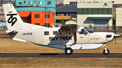 JA09GB - Quest Aircraft Kodiak 100 - Sky Trek