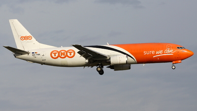 OO-TNN - Boeing 737-45D(SF) - TNT (ASL Airlines)