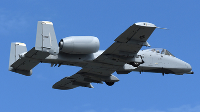 81-0962 - Fairchild A-10C Thunderbolt II - United States - US Air Force (USAF)