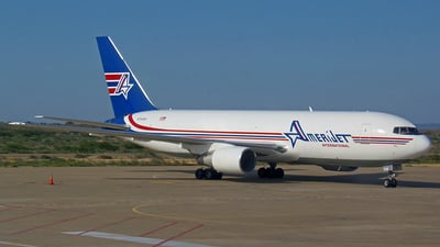 N743AX - Boeing 767-232(SF) - Amerijet International
