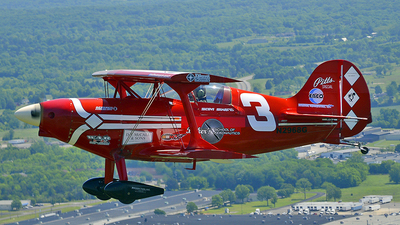 N2968G - Pitts S-1 Special - Private