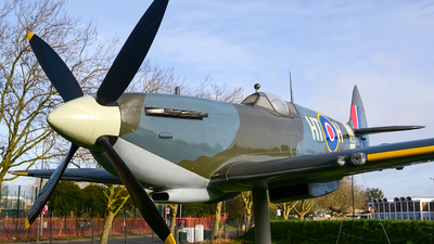 TB288 - Supermarine Spitfire Mk.XVI - United Kingdom - Royal Air Force (RAF)