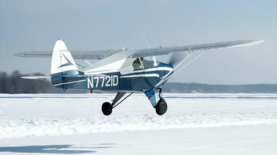 N7721D - Piper PA-22-150 Tri-Pacer - Private