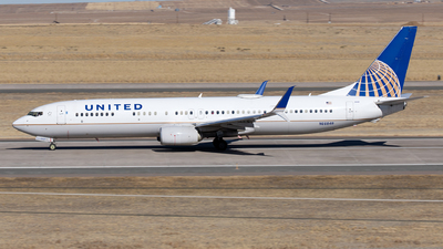A picture of N66848 - Boeing 737924(ER) - United Airlines - © Yixin Chen