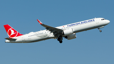 A picture of TCLTB - Airbus A321271NX - Turkish Airlines - © Alp AKBOSTANCI