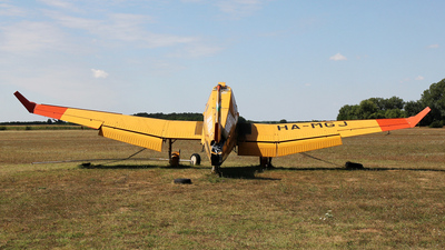 HA-MGJ - Zlin Z-137T Agro Turbo - Private