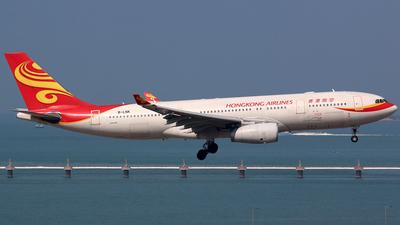 B-LNK - Airbus A330-243 - Hong Kong Airlines