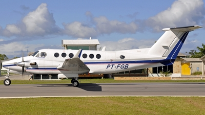 PT-FGB - Beechcraft B300 King Air 350 - Private