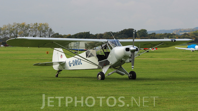 G-DRGL - Piper L-21B Super Cub - Private