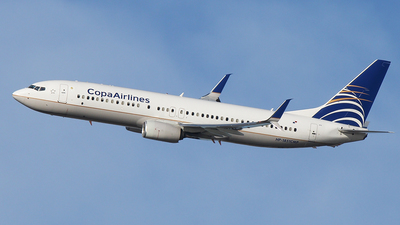 HP-1851CMP - Boeing 737-8V3 - Copa Airlines