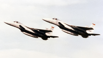 84-0004 - McDonnell Douglas F-15C Eagle - United States - US Air Force (USAF)