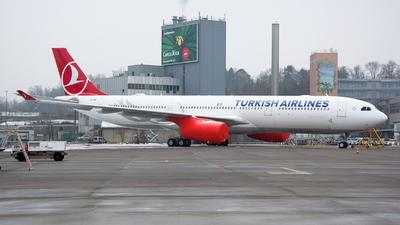 EI-FMI - Airbus A330-343 - Turkish Airlines