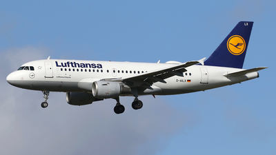 A picture of DAILX - Airbus A319114 - Lufthansa - © Nigel Fenwick