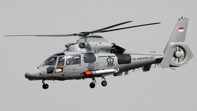 HS-4207 - Eurocopter AS-565MBe Panther  - Indonesia - Navy