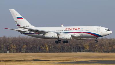 RA-96014 - Ilyushin IL-96-300 - Rossiya - Special Flight Squadron