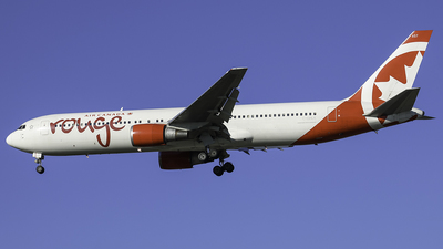 C-GHLK - Boeing 767-35H(ER) - Air Canada Rouge