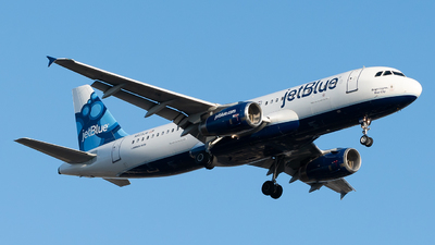 A picture of N629JB - Airbus A320232 - JetBlue Airways - © Luis Bastardo