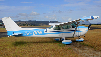 ZK-DPN - Cessna 172M Skyhawk - Sunair Aviation
