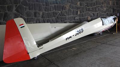 HA-5069 - Schleicher Ka-7 Rhönadler - Private