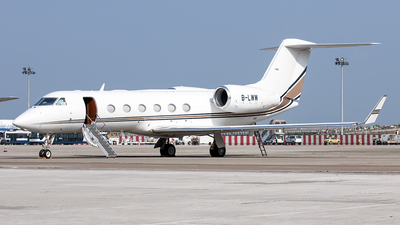 B-LWW - Gulfstream G450 - Private