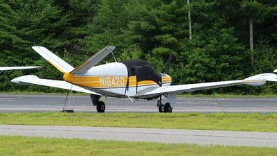 N1842D - Beechcraft C35 Bonanza - Private