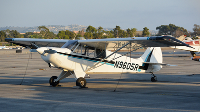 N9605R - Christen A-1 Husky - Private