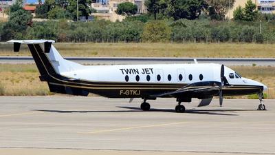 F-GTKJ - Beech 1900D - Twin Jet