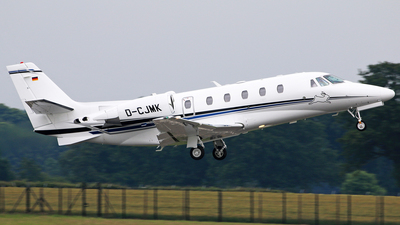 D-CJMK - Cessna 560XL Citation XLS+ - Air Hamburg