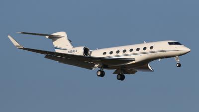 N524EA - Gulfstream G650ER - Landmark Aviation
