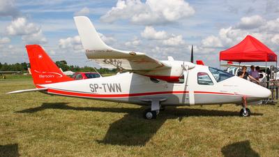 SP-TWN - Tecnam P2006T - Bartolini Air